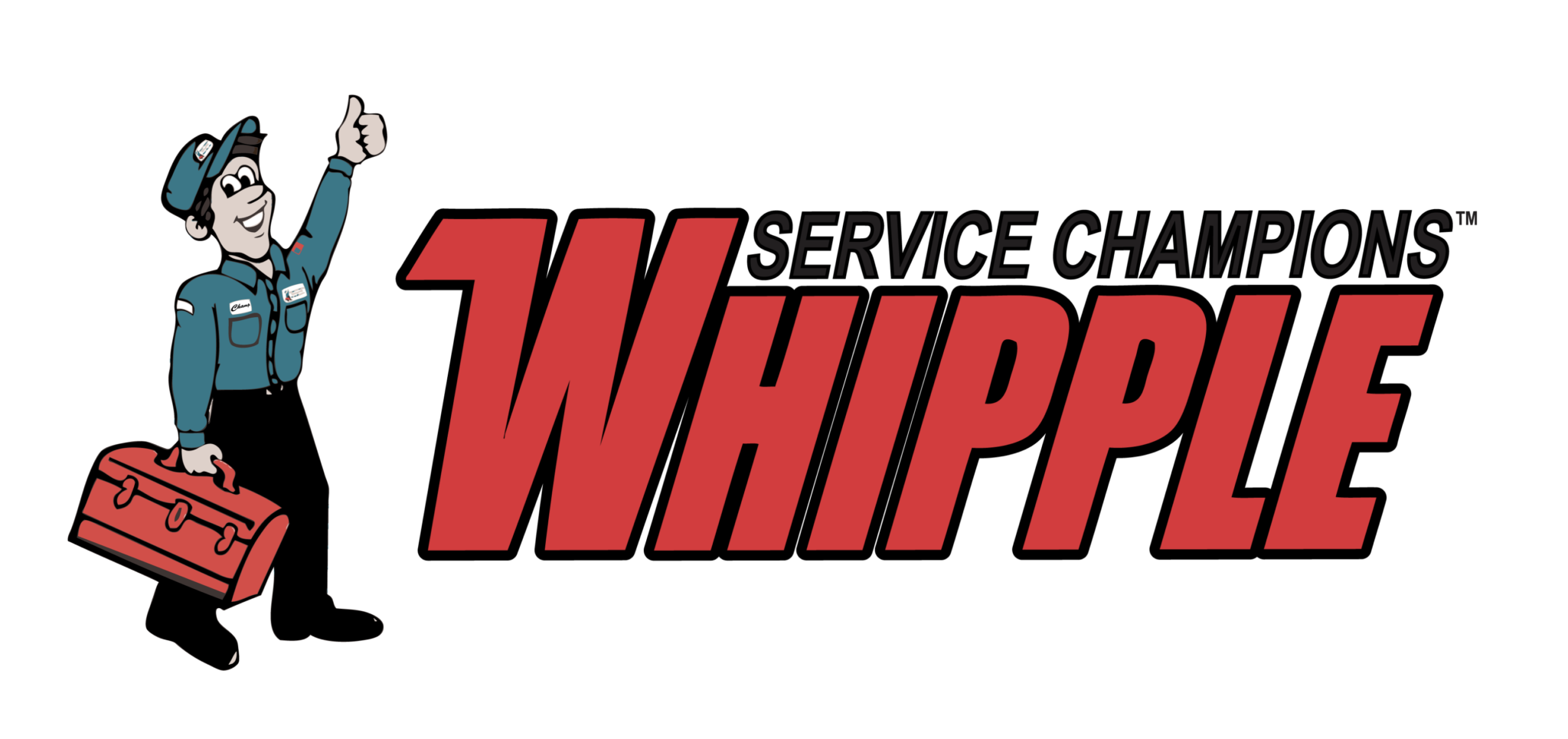 Whipple Service Champions